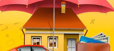 Имущество под зонтиком